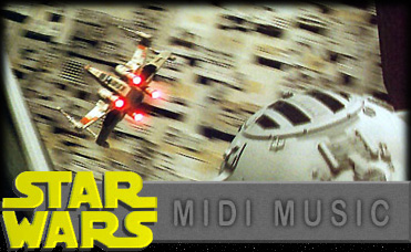 Star Wars MIDI Music