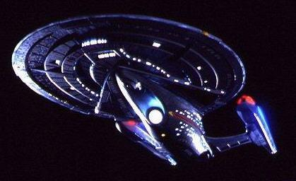 The u s s enterprise ncc 1701 e was commissed in 2372 was