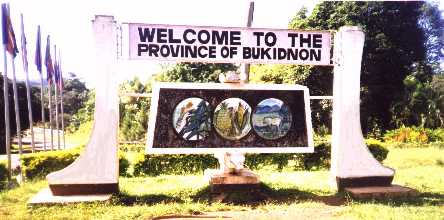 This is Bukidnon, your virtual hang out in cyber space.