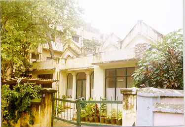 another house on Ahmed Sait road that is from the past