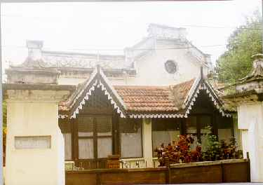 House on Ahmed Sait road called 'Constance'