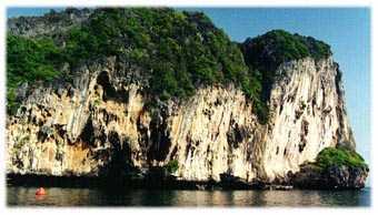 เกาะมุกและถ้ำมรกต