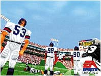 Madden 64 Football