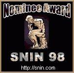 SNIN Nominee Award