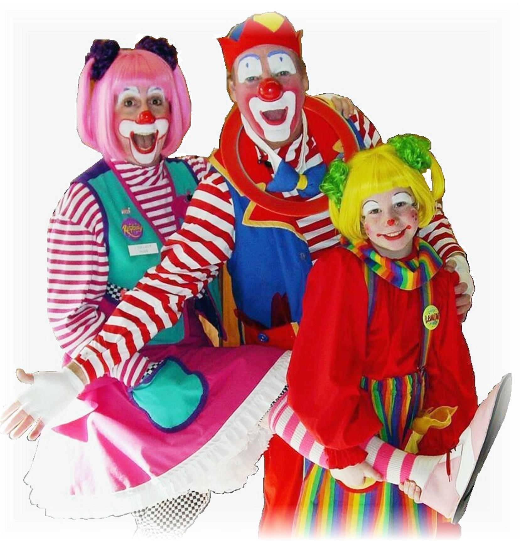 Как сделать клоуна дома клоуна
