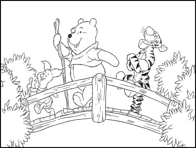 the enchanted forest coloring pages - photo #36