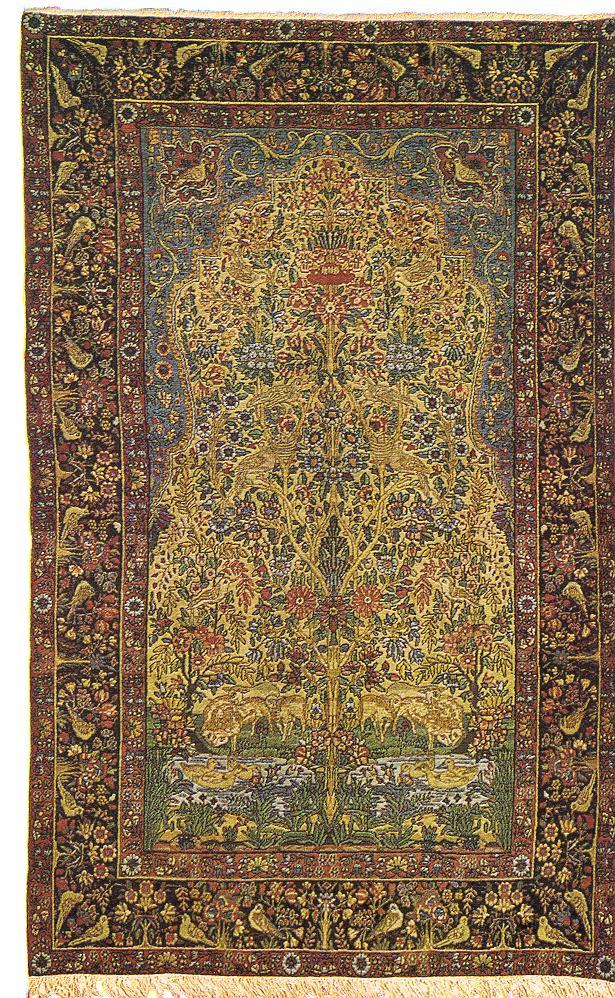 Immagini Tappeti Persiani