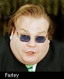 Chris Farley spent his last day on earth smoking crack, snorting heroin, guzzling vodka, partying with a prostitute -- and bemoaning his loneliness.