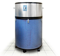Nail Dust Collector for Clean Air in the Salon
