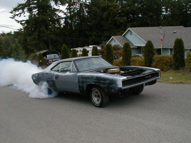 charger 68