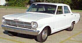 1962 ChevyII