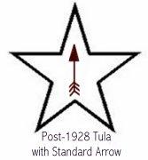 Post-1928 Tula stamp