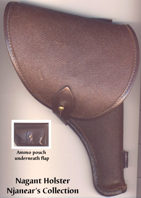 M1895 Nagant Holster (Late Issue)