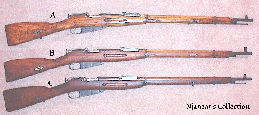 Finnish M91/30s