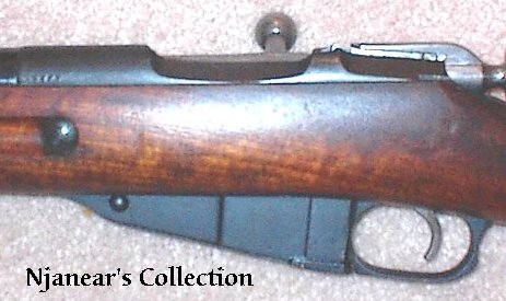 'Low Wall' M91/30 Receiver