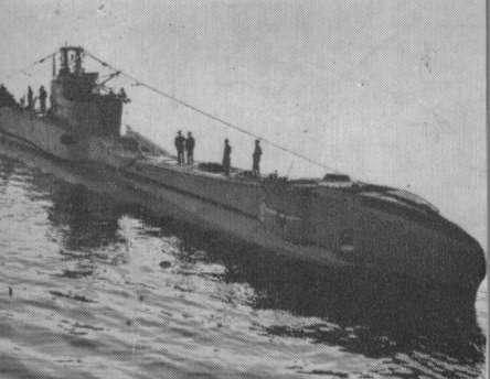 hms thetis submarine disaster