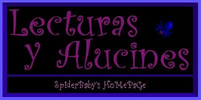 Lecturas y Alucines / Spider VDR's HoMePaGe