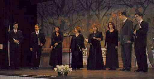 Galata Chamber Choir