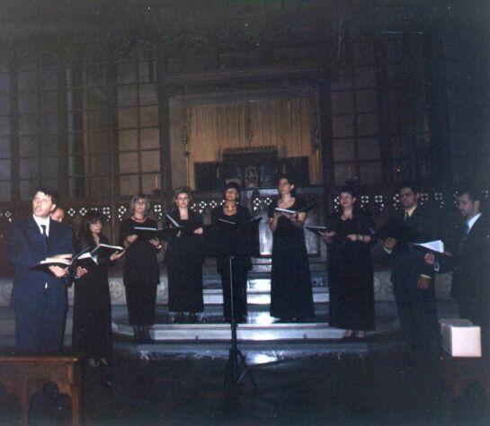 Coro de Cámara de Gálata