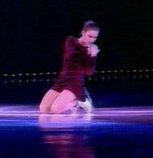 Ekaterina skating 'Elegy'