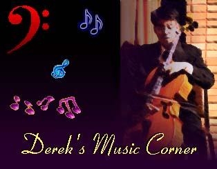 Derek's Music Corner