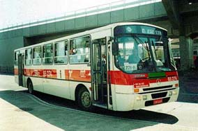 GLS Busversion 96 ( by Ciferal) over a Ford B-1618 chassis. It