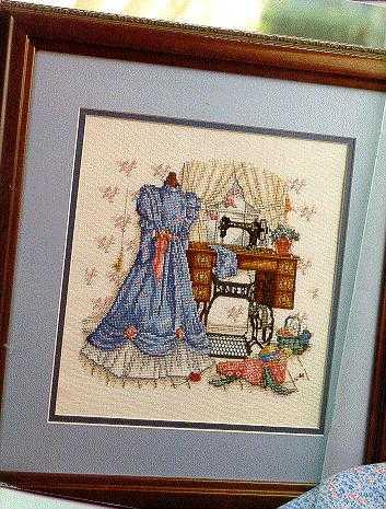 18 Vintage Cross Stitch Needlepoint Wildflowers Patterns 165