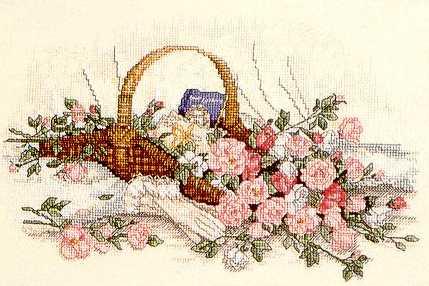 Summers Remembered Cross Stitch Patterns ePattern - Leisure Arts