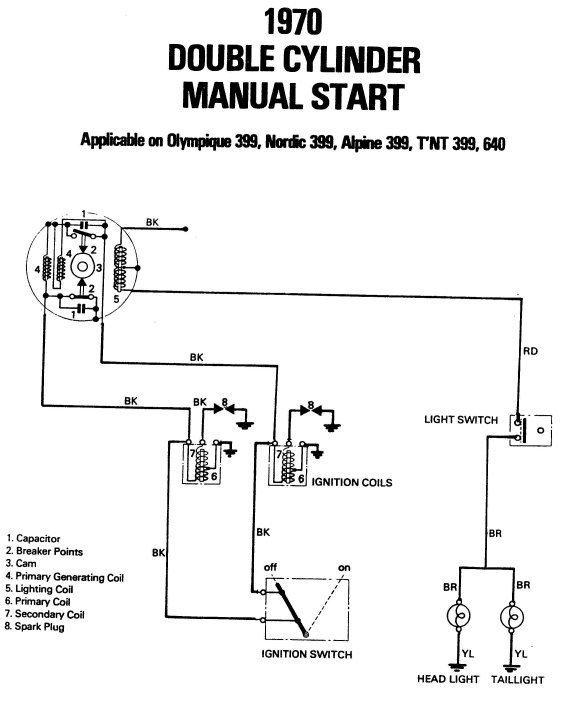 ski doo olympique wiring diagram wiring wiring diagram
